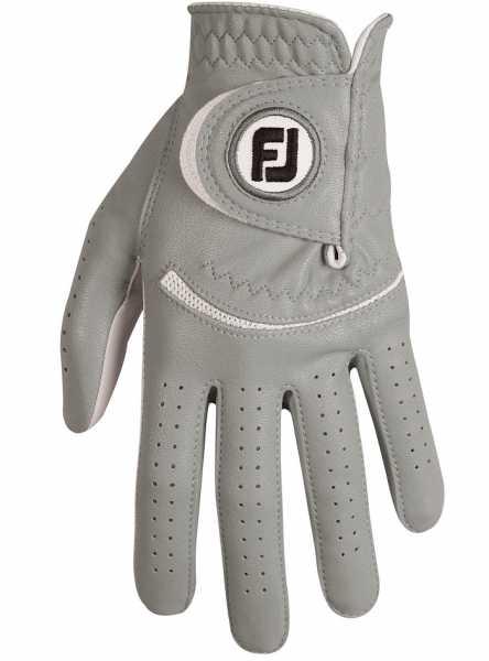 Footjoy Spectrum Damenhandschuh weiß/grau