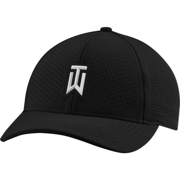 Nike AeroBill Tiger Woods Heritage86 perforiertes Golf Cap