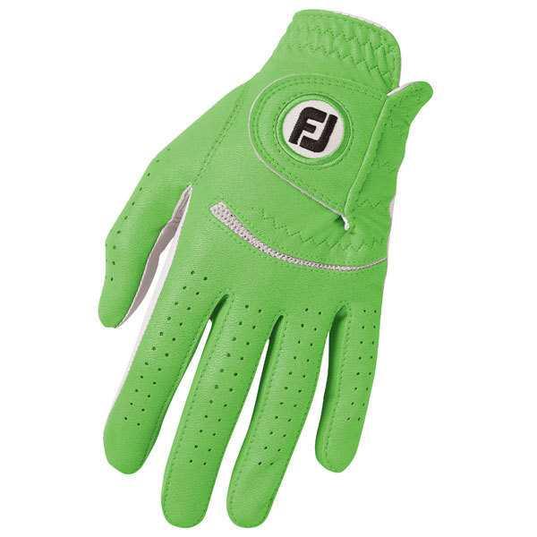 Footjoy Spectrum Damenhandschuh weiß/grün