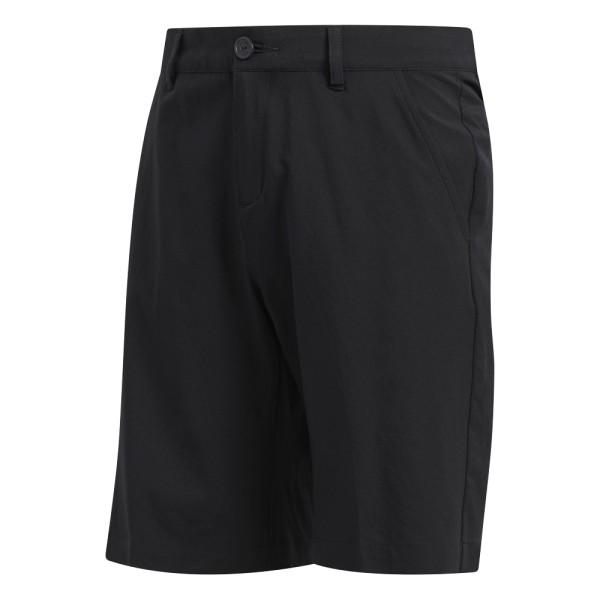 adidas Solid Golf Shorts Jungen schwarz