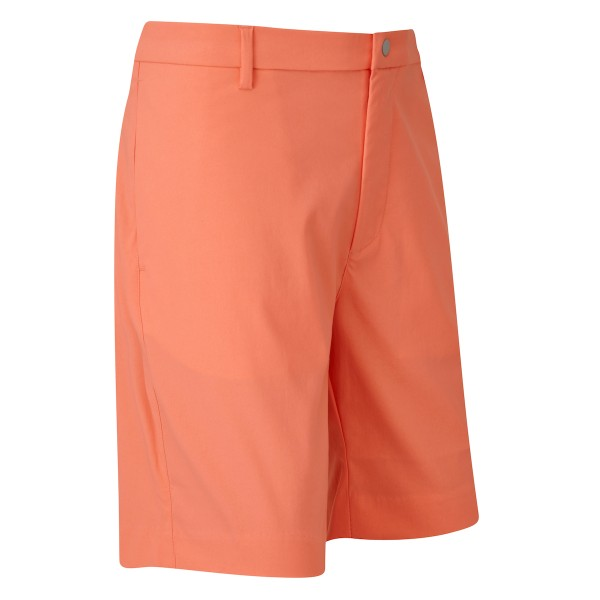 Footjoy Lite Tapered Fit Shorts Herren coral