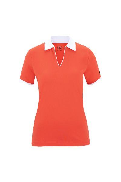 Bogner LUMI2 Polo Damen orange