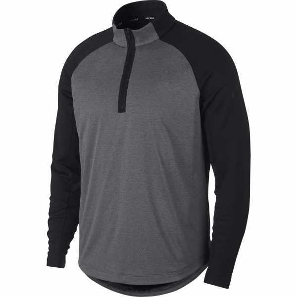 Nike Aero Layer Pullover Herren schwarz