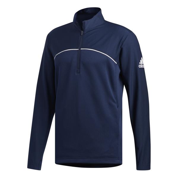 adidas Go-To 1/2-Zip Pullover Herren navy