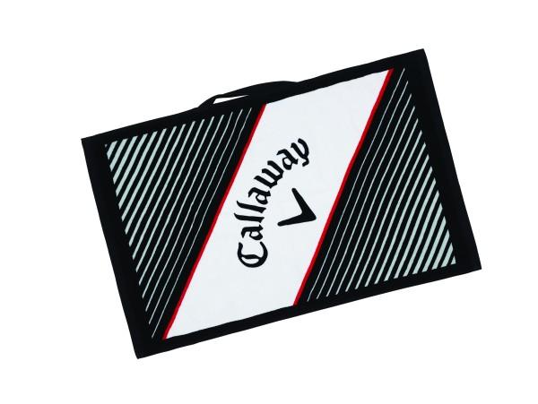 Callaway Cart Handtuch weiß