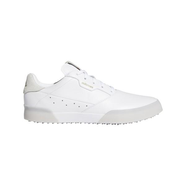 adidas Adicross Retro Golfschuh Damen weiß/grau