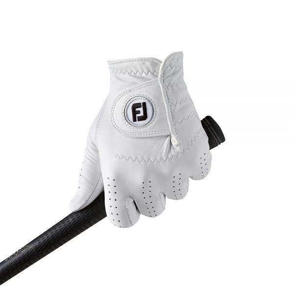 Footjoy CabrettaSof® Golfhandschuh Damen perlweiß