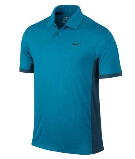 Nike Victory Block Polo LC Herren blau/dunkelblau
