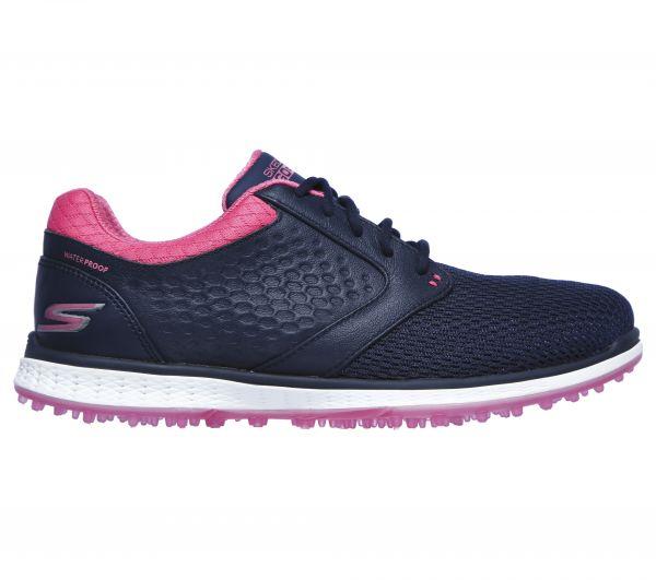 SKECHERS ELITE 3 - GRAND Golfschuh Damen navy/pink