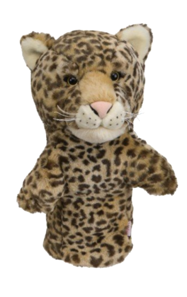 Daphne´s Driver- & Fairwayheadcover Leopard