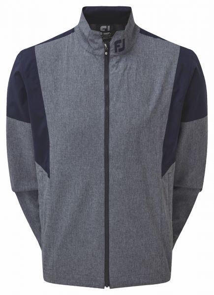 Footjoy HLv2 Rain Jacket Herren grau/navy