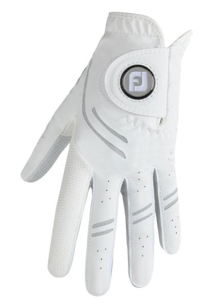 Footjoy GTXtreme Handschuh Damen weiß/grau