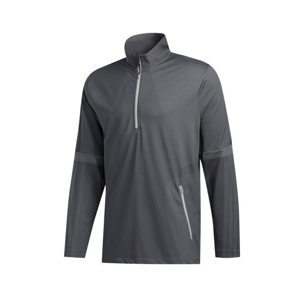 adidas Sport Warp Knit Jacke Herren grau