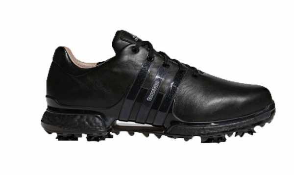 """Adidas Tour360 Boost 2 Schuh Herren *breit* schwarz/grau """"Exclusive"""""""