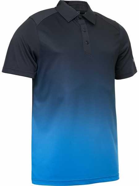 Abacus HAZARD Polo Shirt Herren blau