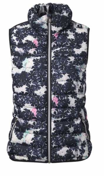 Röhnisch Light Down Vest Ice Bloom Damen
