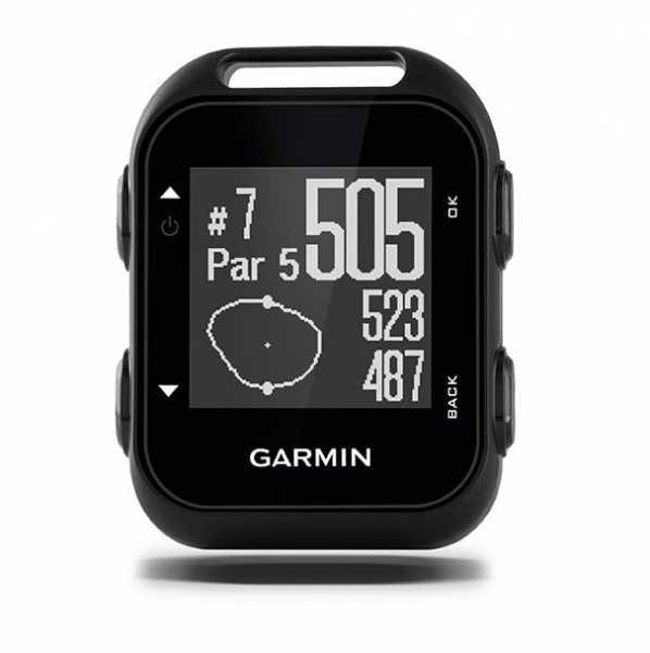 Garmin Approach G10 - schwarz
