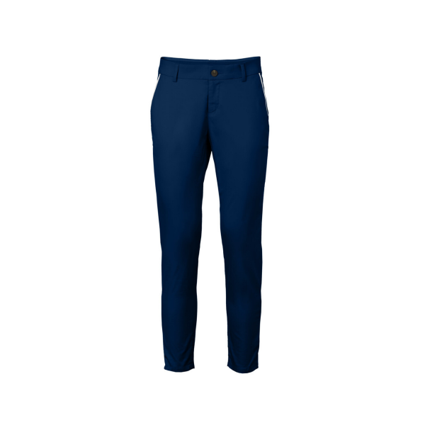 KJUS Iva 7/8 Cotton Tech Hose Damen blau
