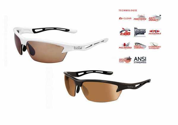 Bollé Sonnenbrille Photo V3 Golf Technologie / Modell Bolt