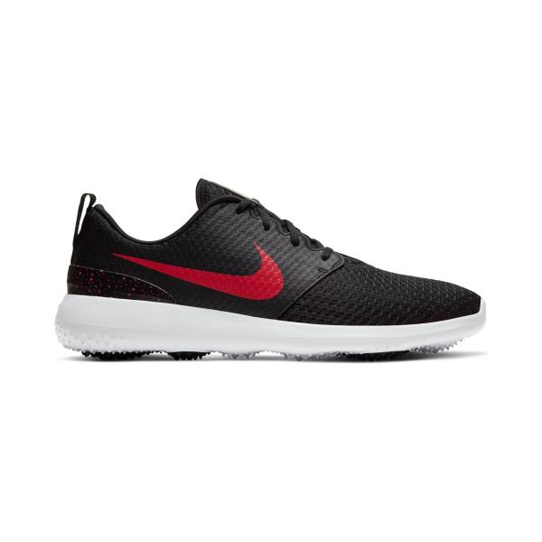 Nike Roshe G Golfschuh Herren schwarz/rot