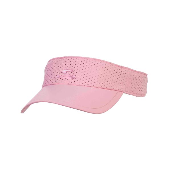 Cobra Snake Adjustable Visor Damen rosa