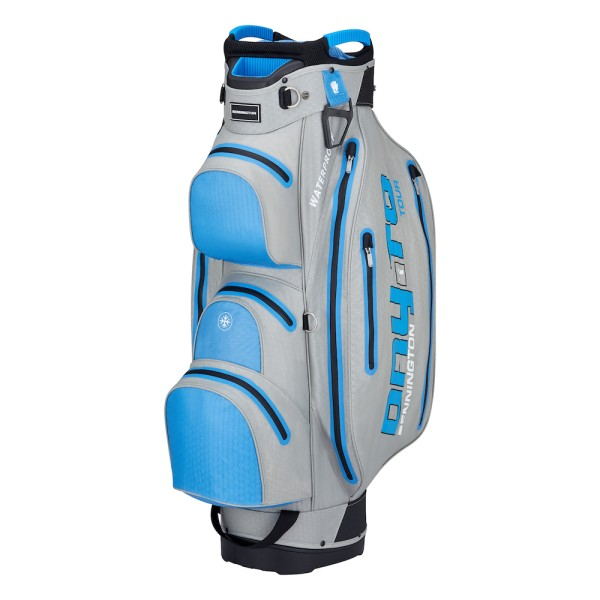 Bennington DRY TOUR Waterproof Cartbag grau/blau