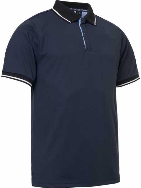 Abacus HARBOR Polo Shirt Herren navy
