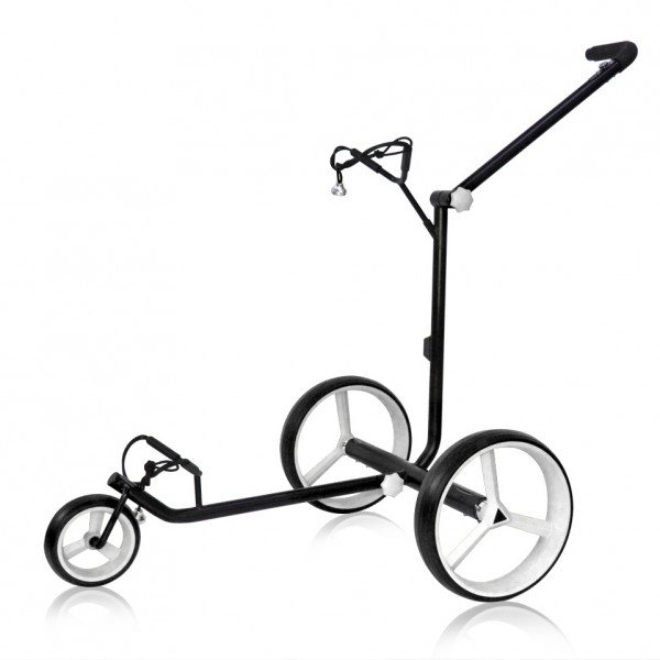 PG-Powergolf Nitro BLACK COLOR Edition Elektrotrolley
