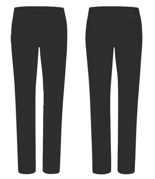 Alberto Anja - 3xDry Cooler Damen schwarz