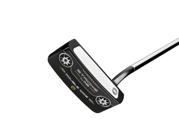 Odyssey DOUBLEWIDE FLOW black Putter