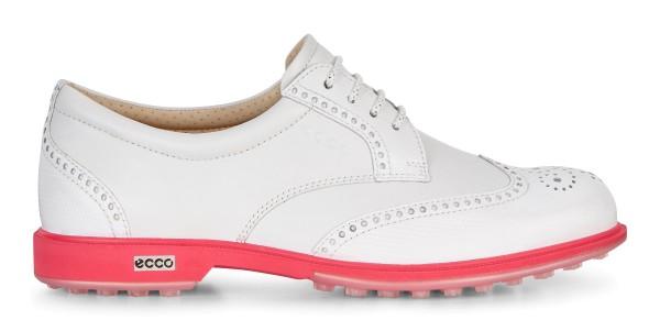Ecco Classic Golf Hybrid Damen weiß/pink