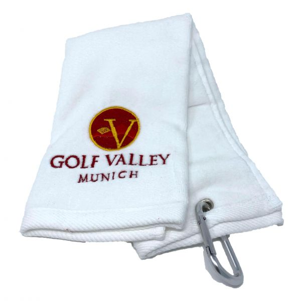 Golf Valley Tri-Fold Handtuch