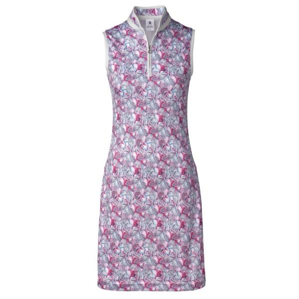Dailysports Paisley Kleid damen pink/blau