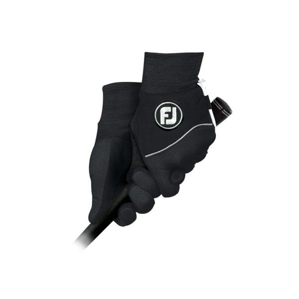 Footjoy WinterSof Damenhandschuh Paar schwarz