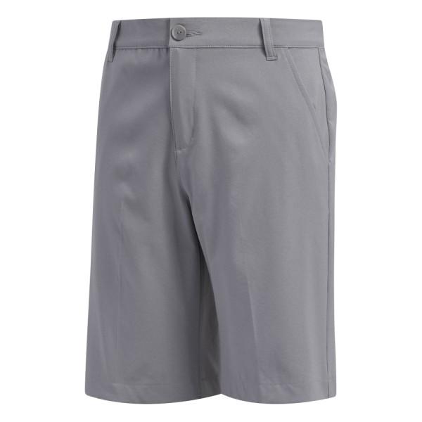 adidas Solid Golf Shorts Jungen grau