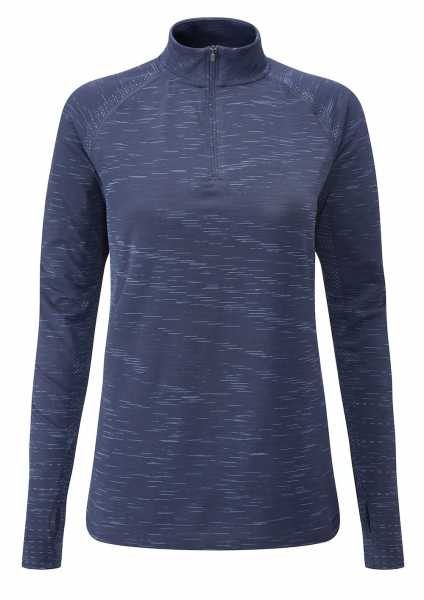 Under Armour Tour Tips 1/4-Zip Pullover Damen navy