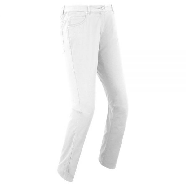 Footjoy Golf Leisure Stretch Hose Damen weiß