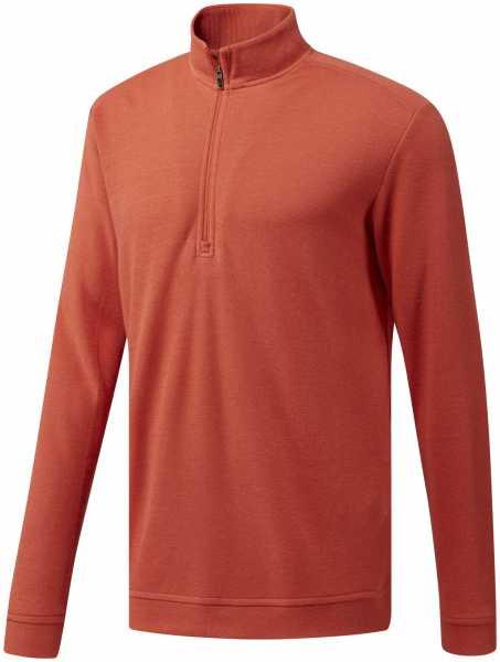 adidas Woll-Pullover 1/4-Zip Herren rot