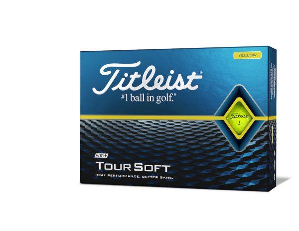 Titleist Tour Soft Bälle