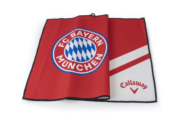 "Callaway ""FC Bayern München"" Players Handtuch"