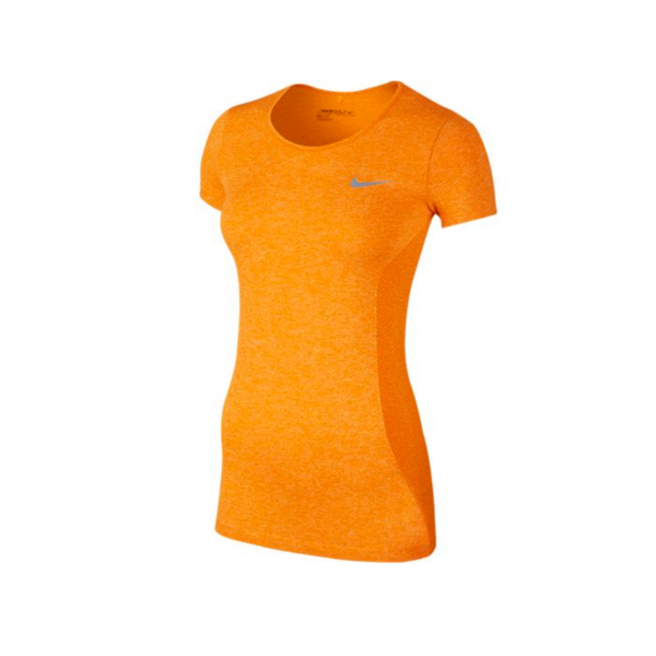 Nike GOLF DRI-FIT Shirt Damen orange