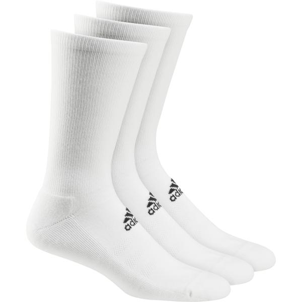 adidas Basic crew Socken Herren 3er Pack weiß