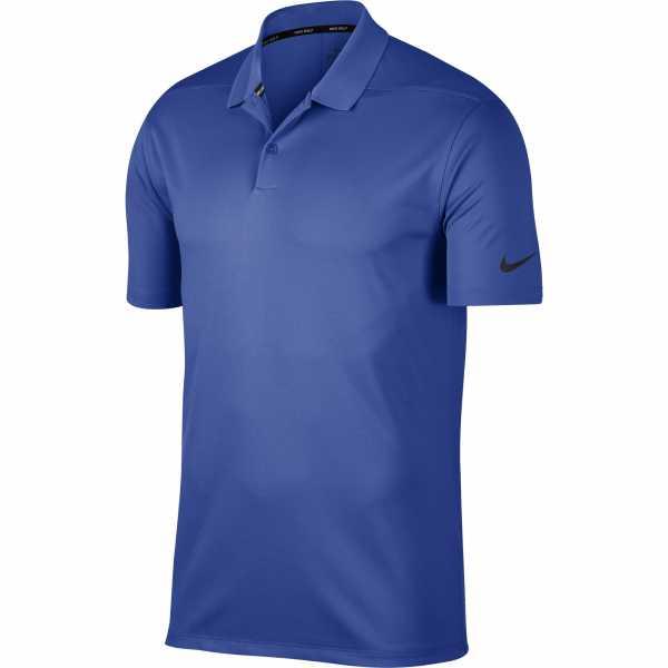 check out 2f2c8 451f2 Nike Dry Victory Golf Polo Herren royalblau