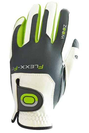 Zoom Gloves Tour Herren weiß/grau
