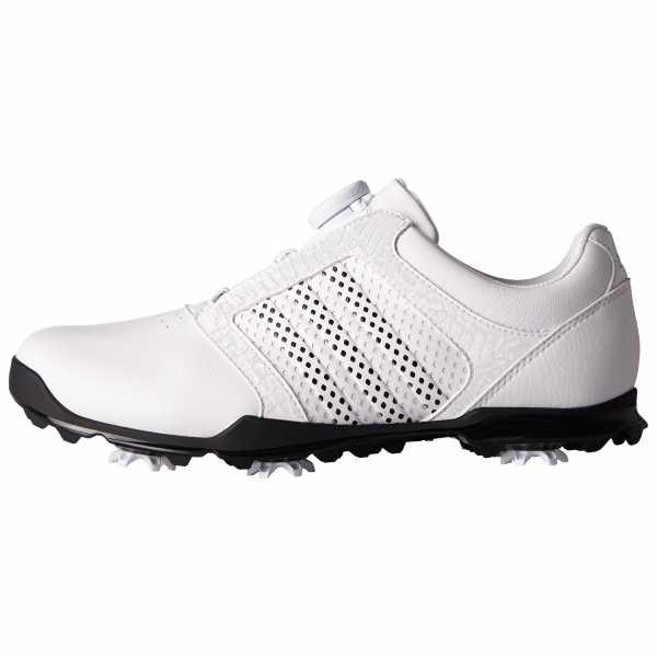 Adidas adipure Boa Damen weiß/schwarz