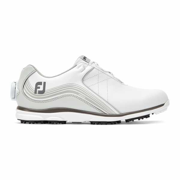 Footjoy Pro SL BOA Schuh Damen weiß