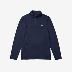 Lacoste Sport 1/4-Zip Pullover Herren navy