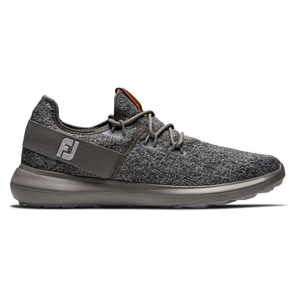 Footjoy Flex COASTAL SL Schuh Herren grau