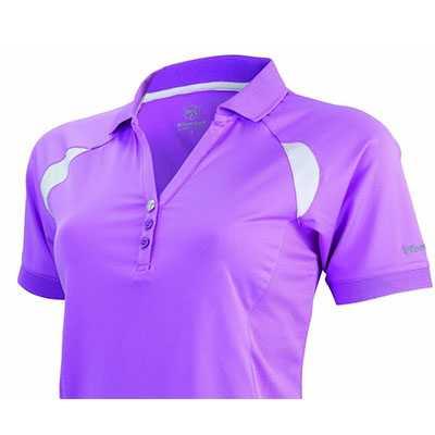 Wilson Staff Performance Golf Polo / Frauen