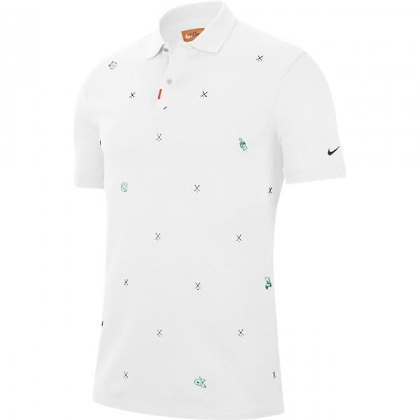 Nike Polo Herren weiß